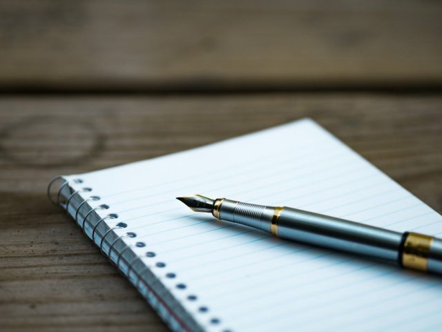 紙に書いてパスワードを管理するのにおすすめのメモ帳を紹介します